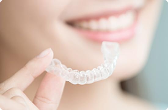 矯正歯科の写真