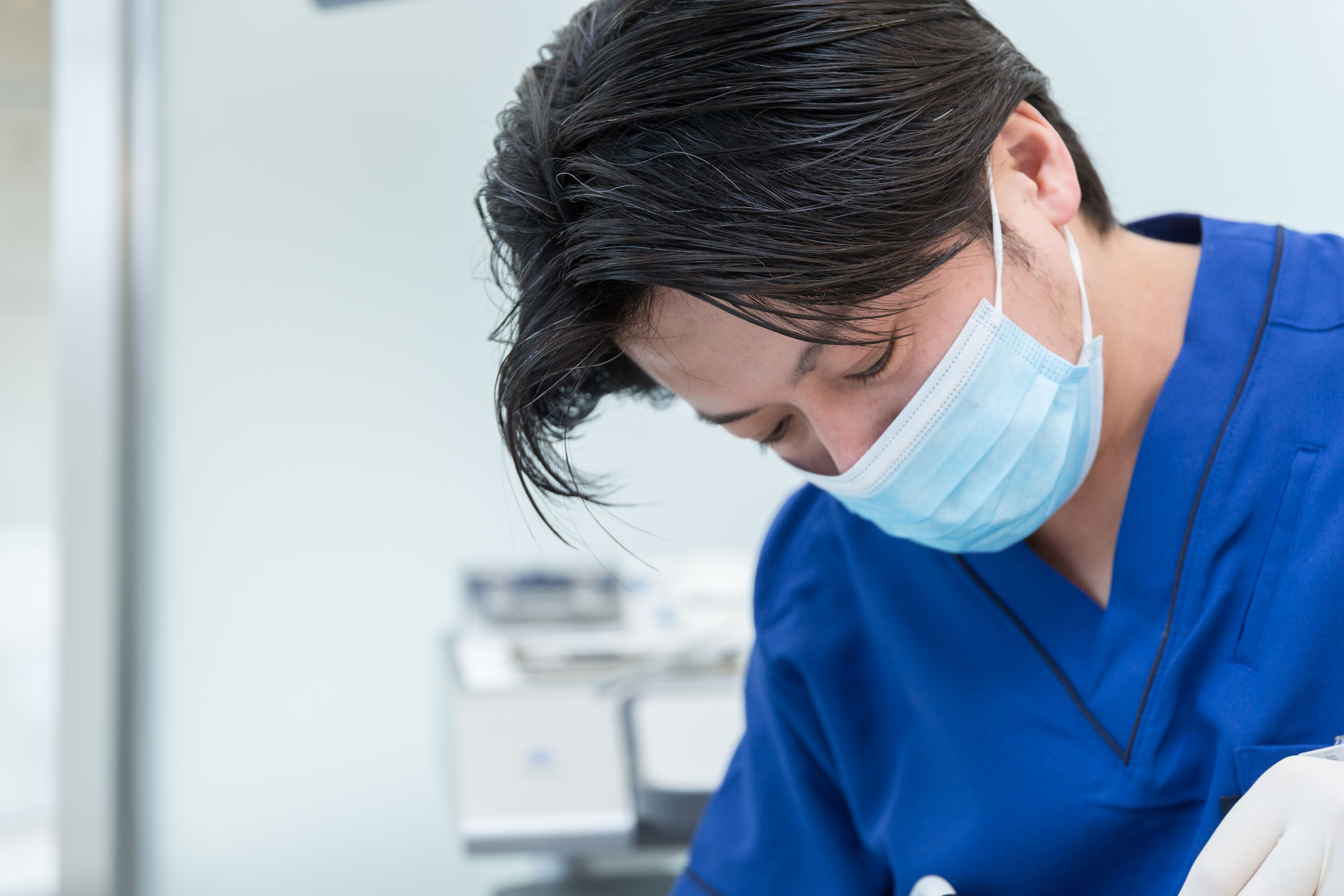 重度の歯周病にも対応